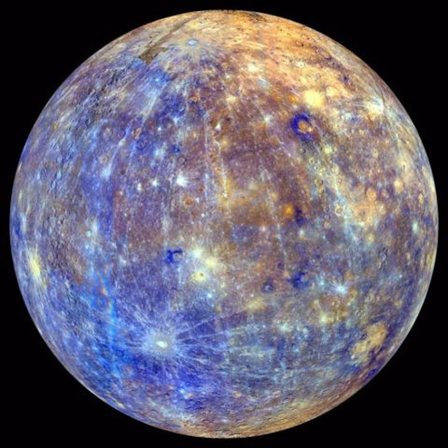 The Planet Mercury - Closest Planet to our Sun